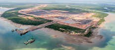 Ichthys Project onshore LNG facilities Site Development Civil Works Package (CVL2)