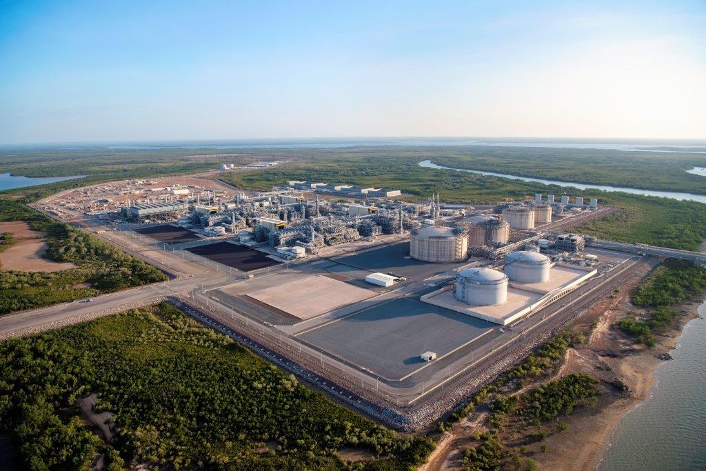 Inpex: Ichthys LNG project